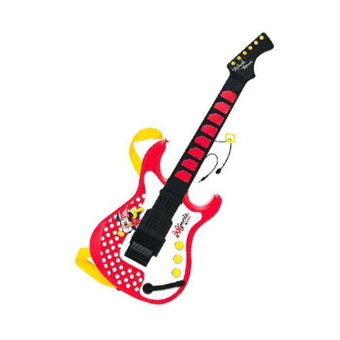 Set chitara cu microfon Minnie Reig Musicales, 36 luni+