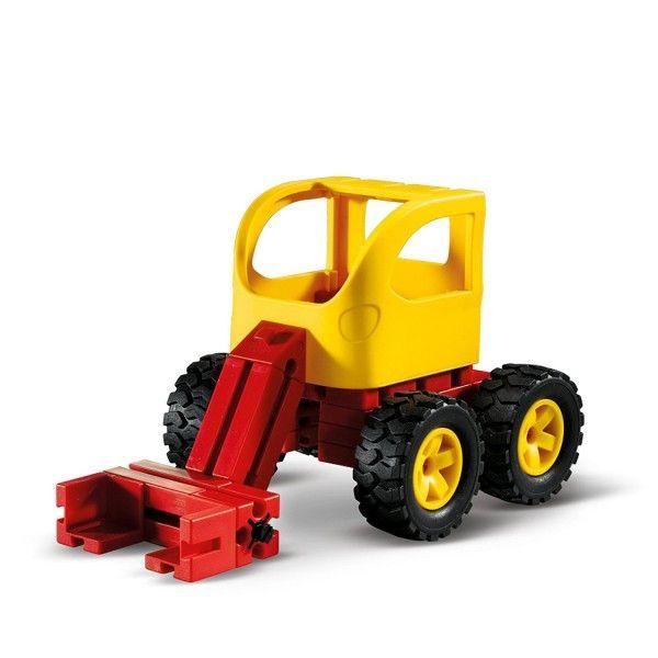 Set constructie Junior Little Starter Fischertechnik, 6 modele, 5 ani+
