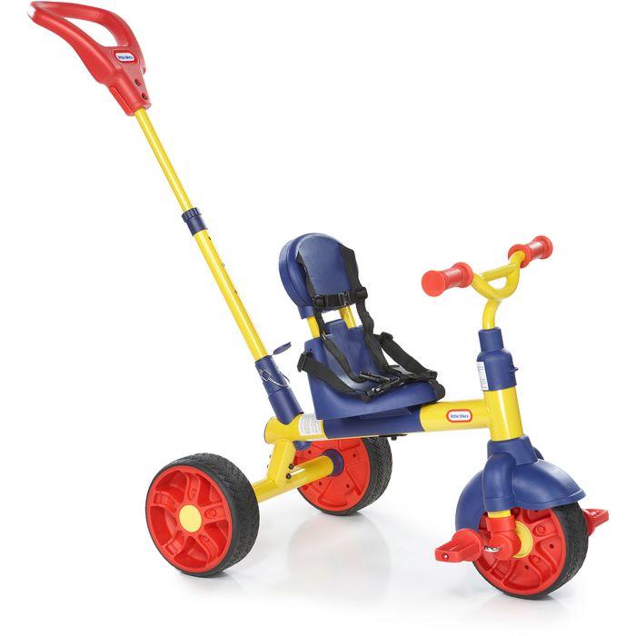 tricicleta 3 in 1 little tikes invata sa pedalezi pentru copii