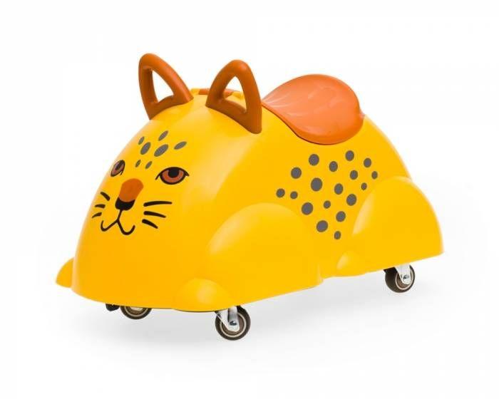 Vehicul Ride-on Leopard Cute Rider VikingToys, 12 luni+