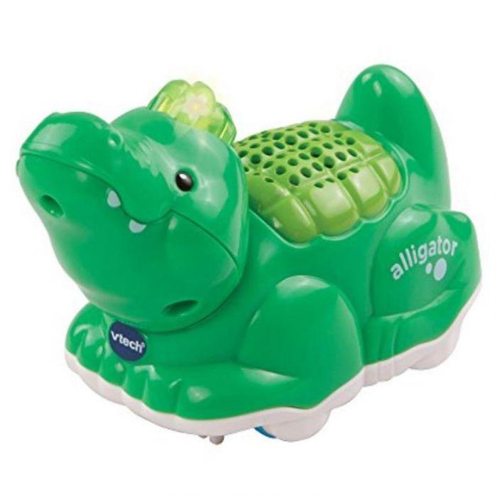 figurina aligator sunete muzica vtech