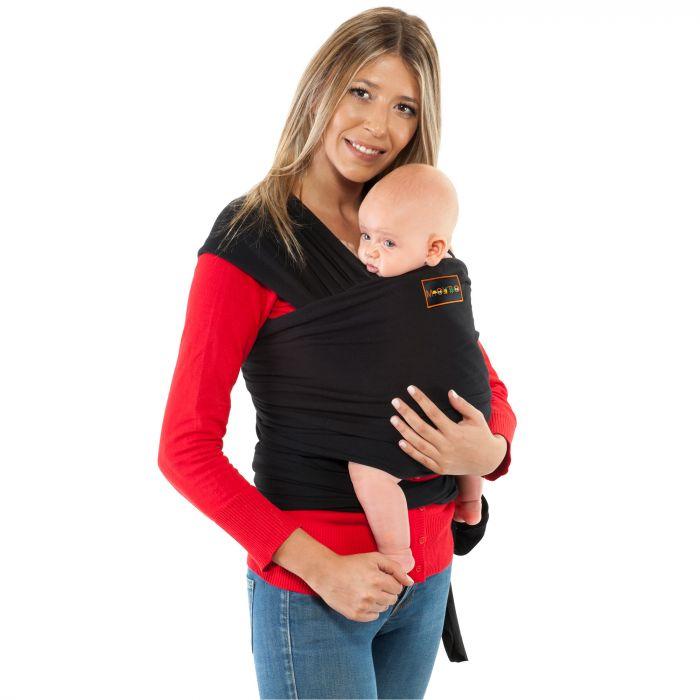 wrap elastic confortabil bumbac molto purtare bebe