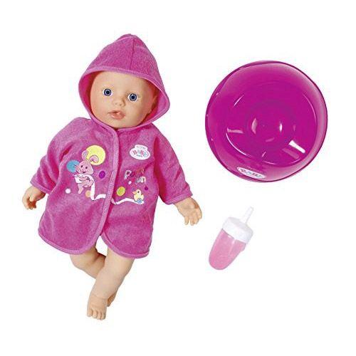 Papusa bebelus la olita Baby Born Zapf