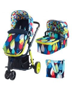 Carucior 2 in 1 Giggle 2 Pitter Patter Cosatto