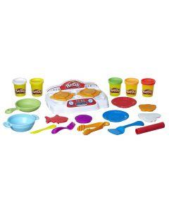 Set Plita pentru gatit Play-Doh
