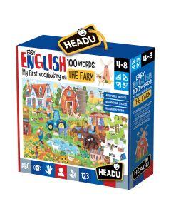 Set engleza 100 cuvinte Ferma Headu