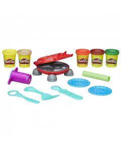 Set Gratarul cu burgeri Play-Doh