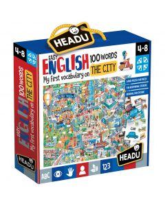 Set engleza 100 cuvinte Orasul Headu