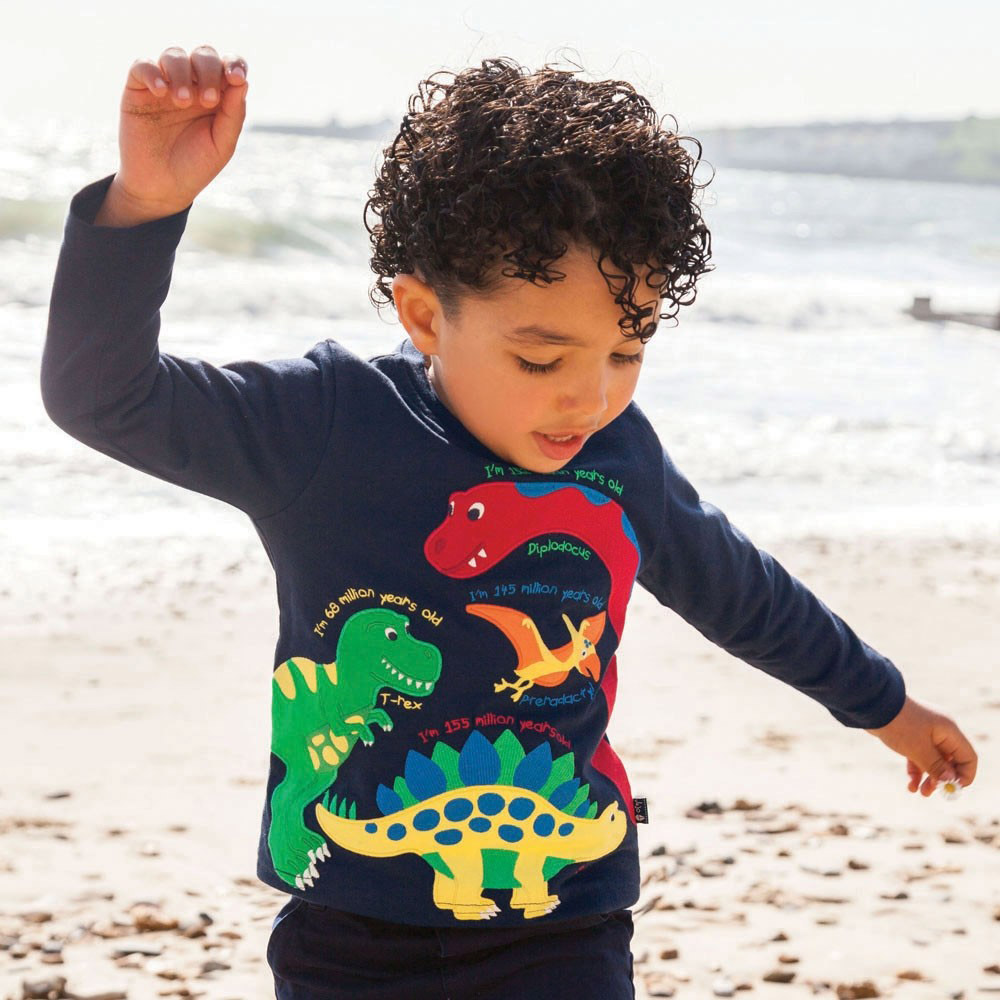 Bluza Dinosaur Ages Jo...