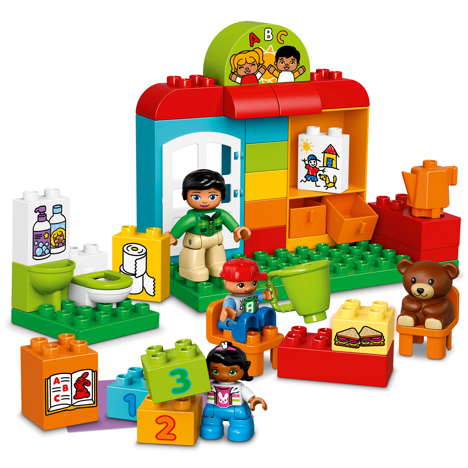 Gradinita 10833 LEGO®...