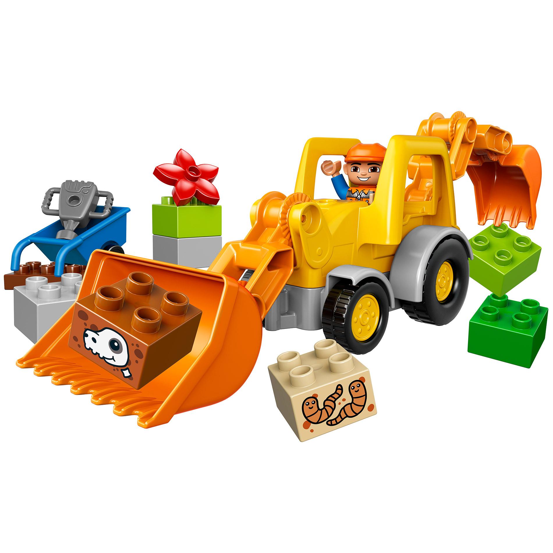 Incarcator - excavator...
