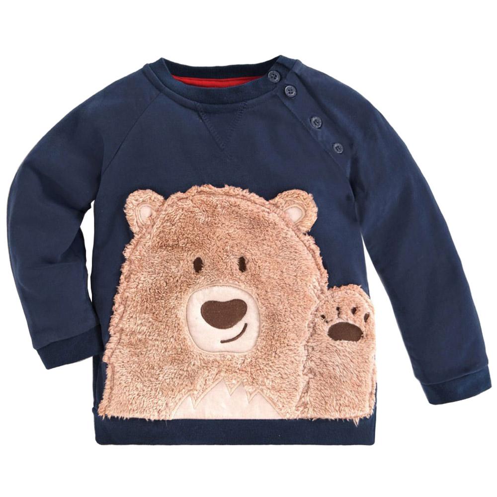 Bluza Bear Jojo Maman ...