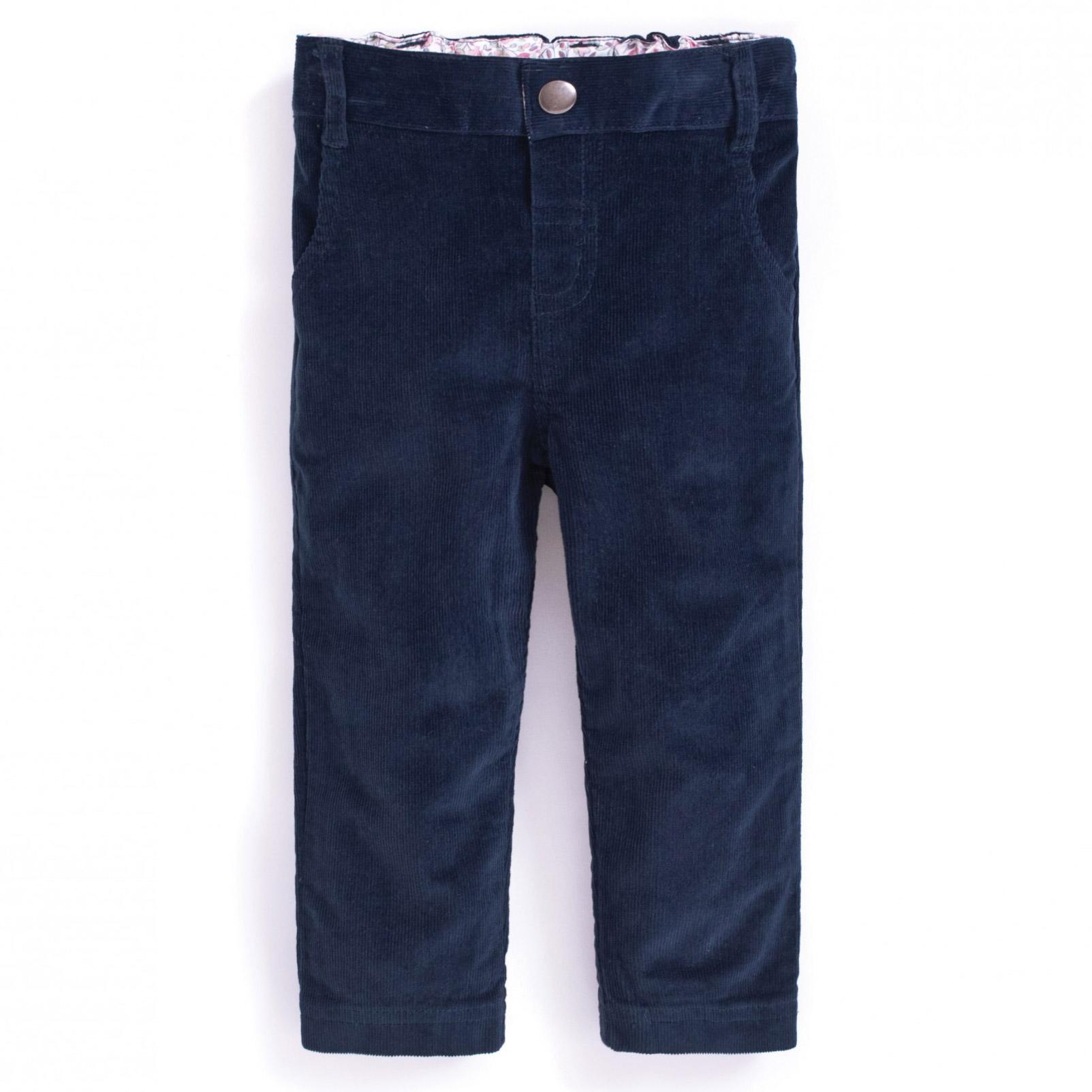 Pantaloni Navy Jojo Ma...