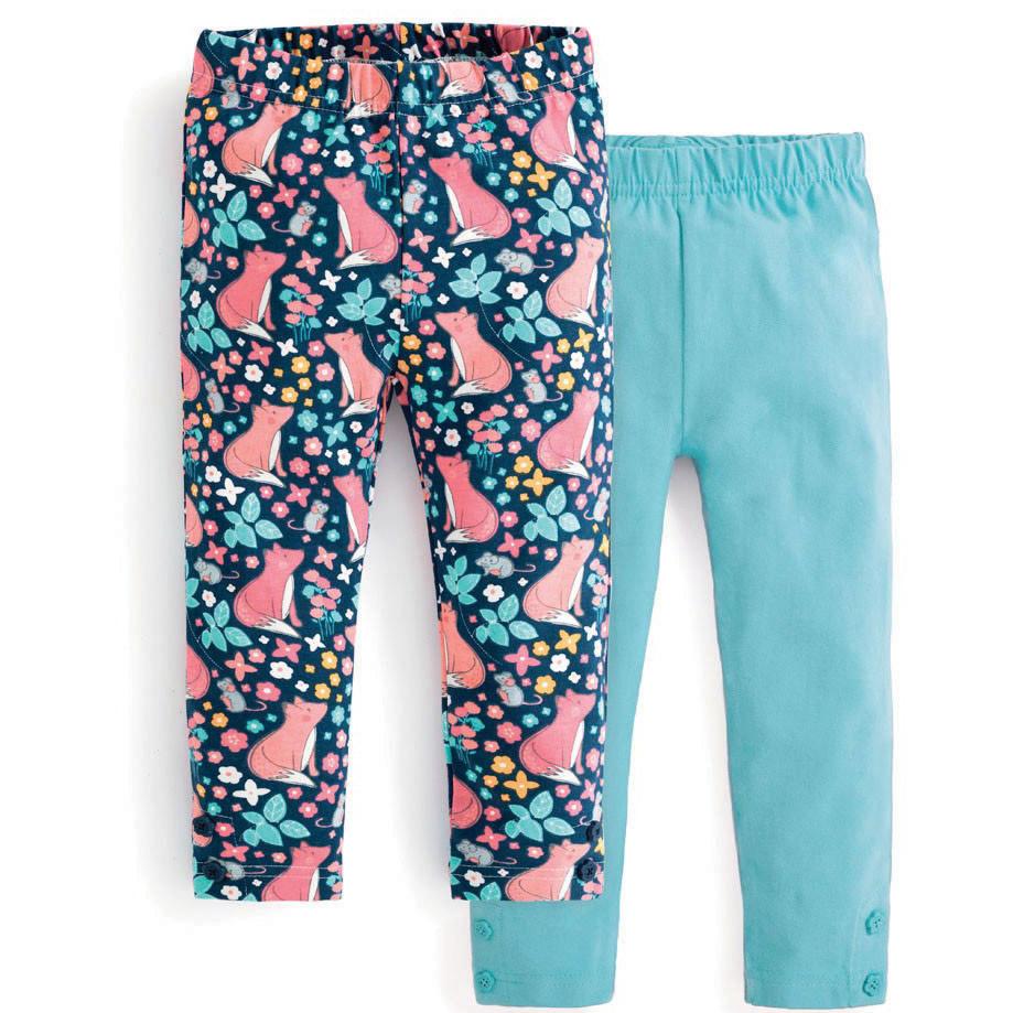 Set 2 pantaloni Fox Fl...