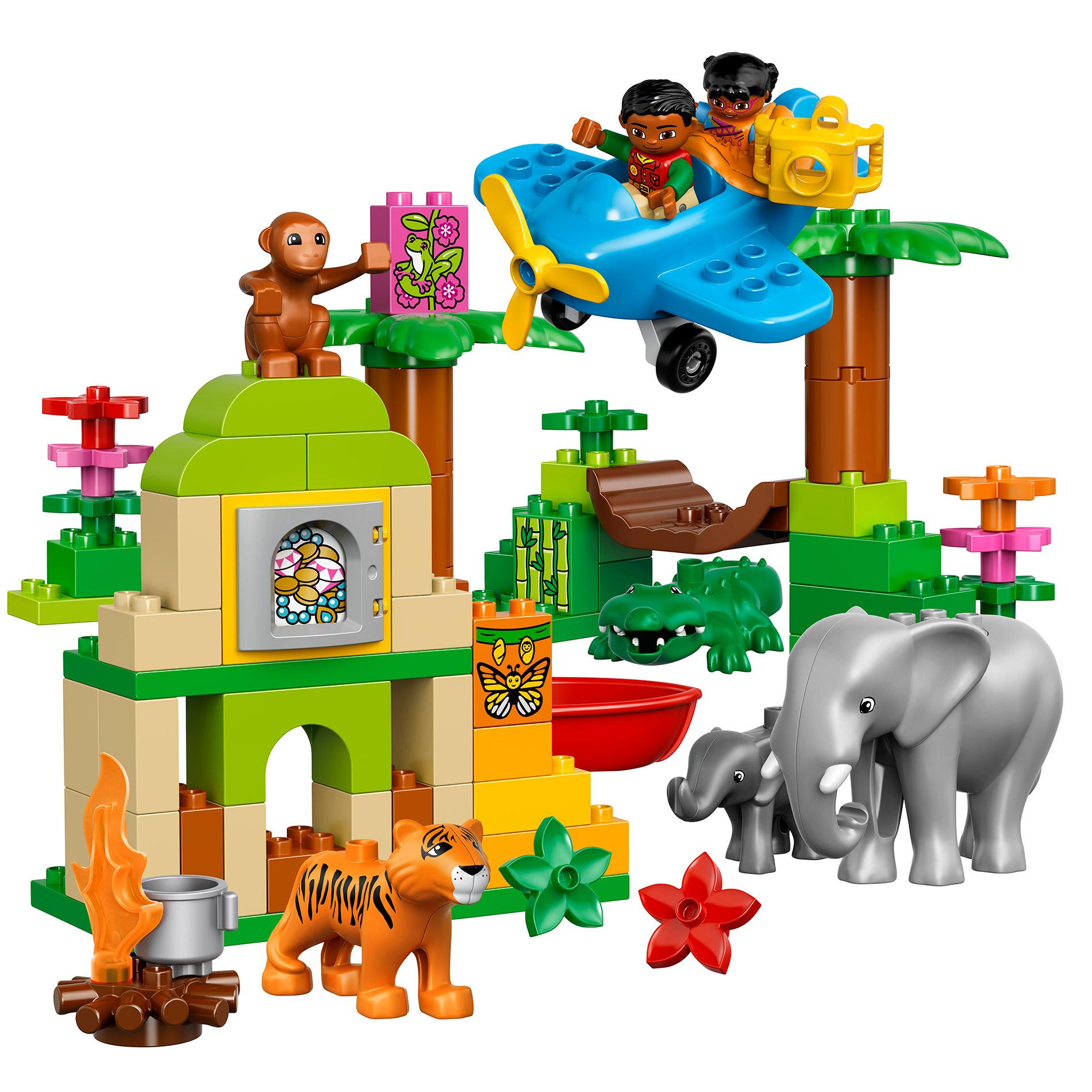 Jungla 10804 LEGO® DU...