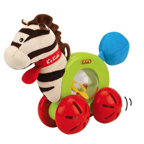 Jucarie cu roti Zebra ...