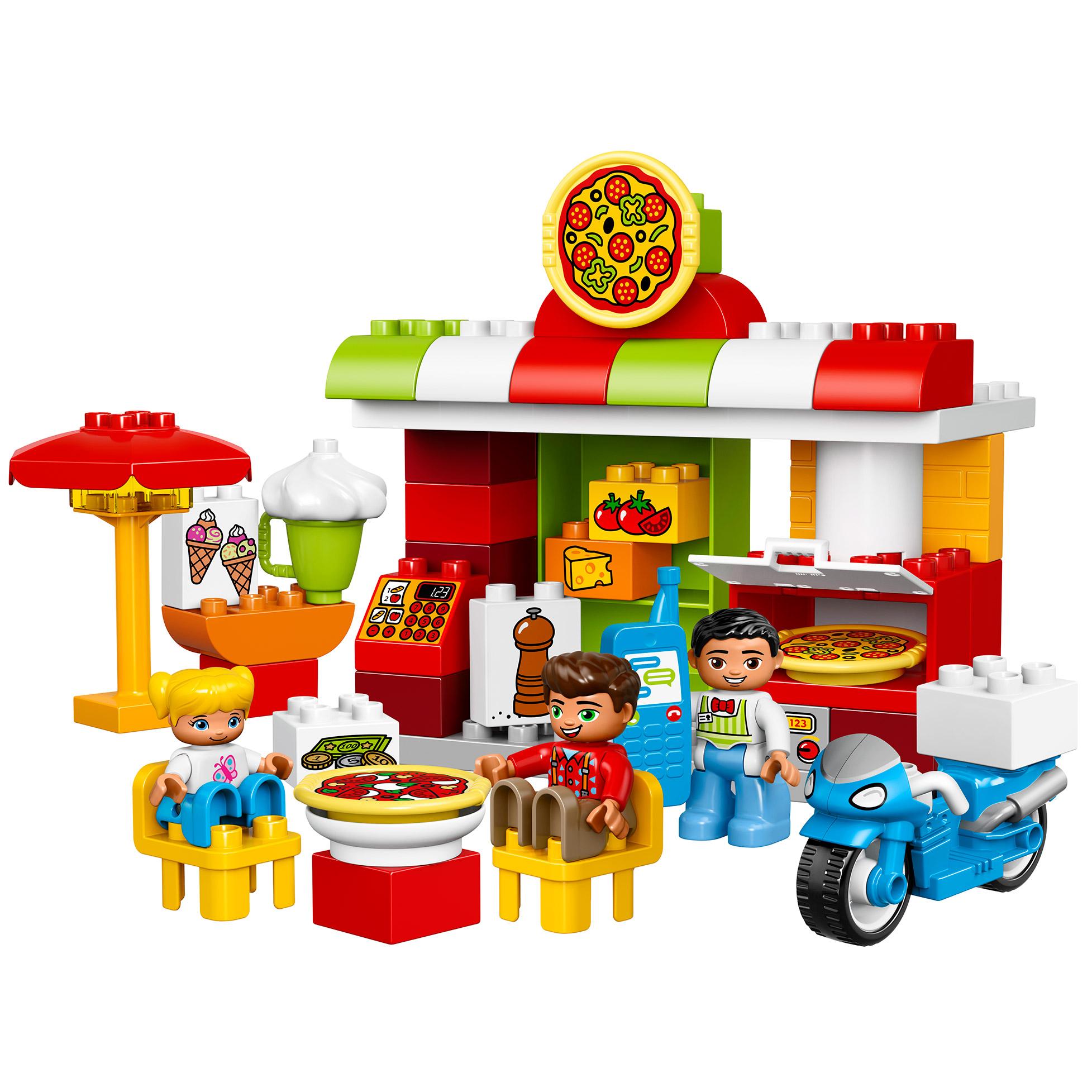 Pizzerie 10834 LEGO® ...