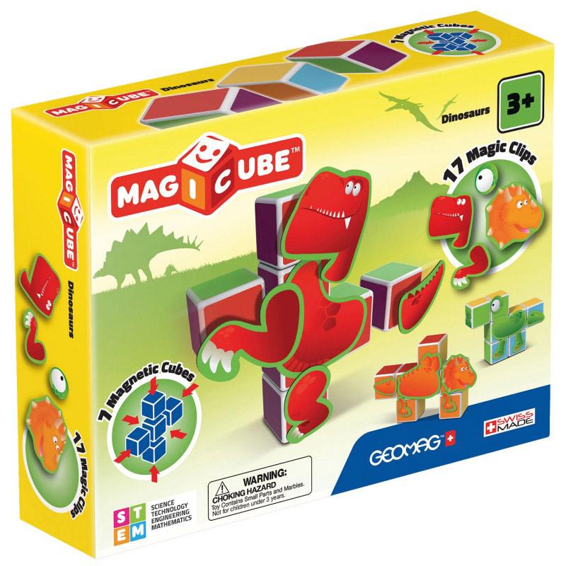 Set 7 cuburi magnetice...