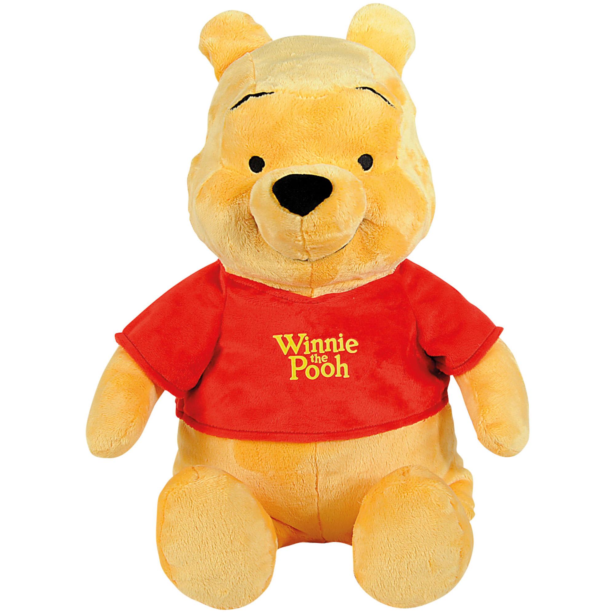 Ursulet de plus Winnie...