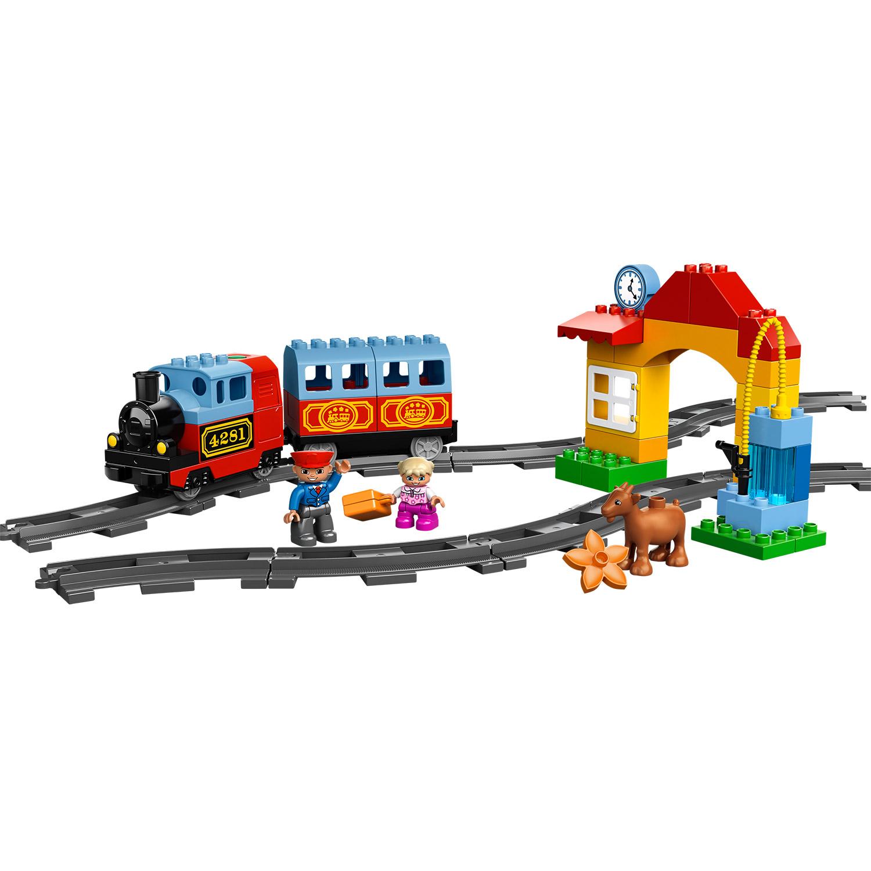 Primul meu set de tren...
