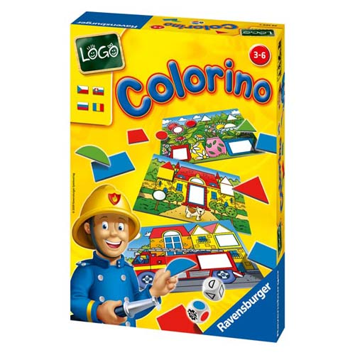 Joc educativ Colorino ...