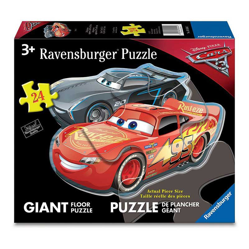 Puzzle Cars 24 piese R...