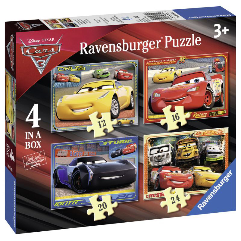 Puzzle Cars 12/16/20/2...