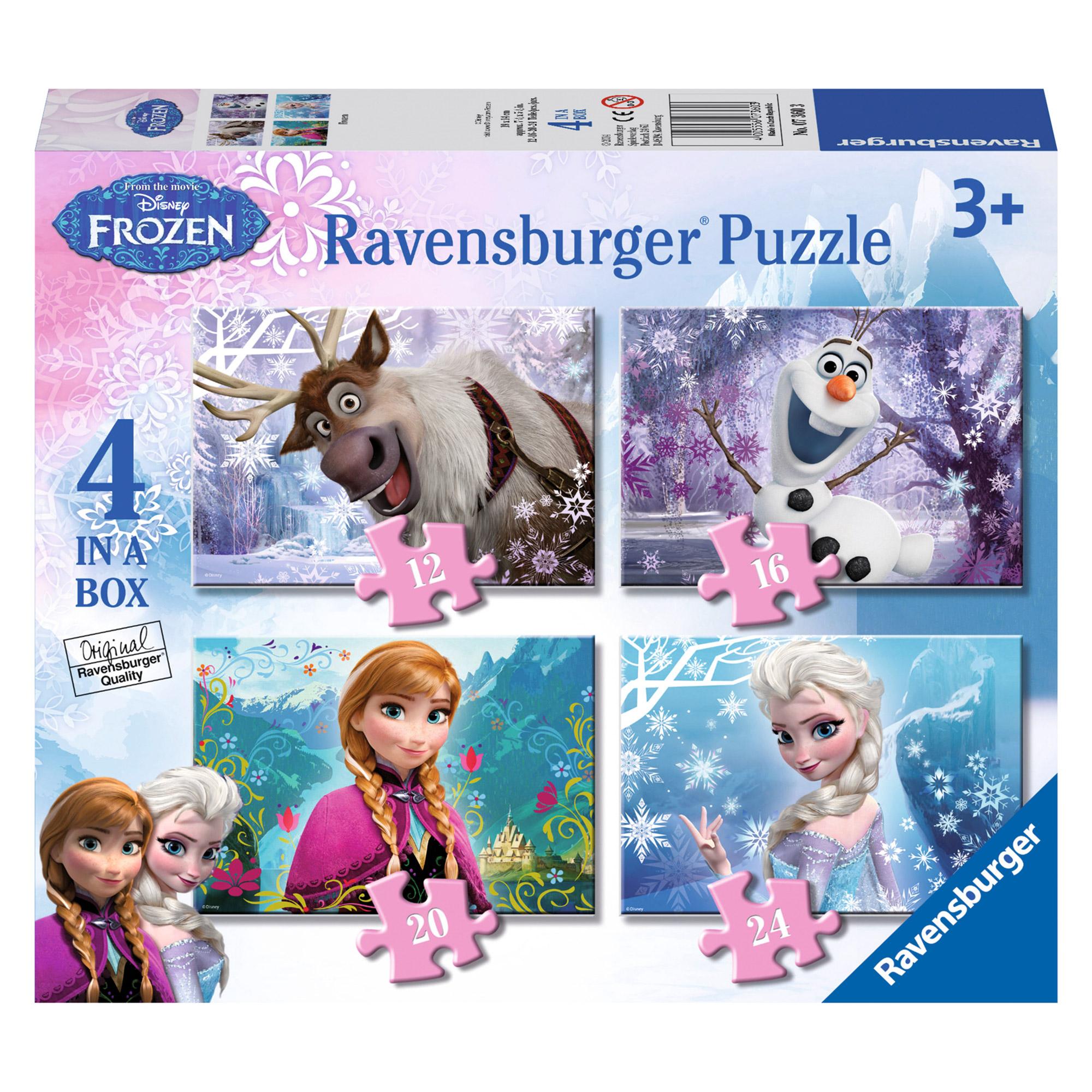 Puzzle Frozen 12/16/20...