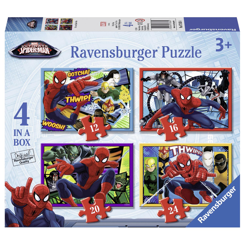 Puzzle Omul paianjen 7...