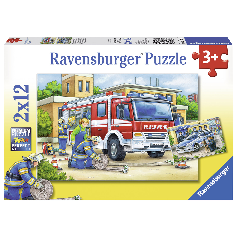 Puzzle politie si pomp...