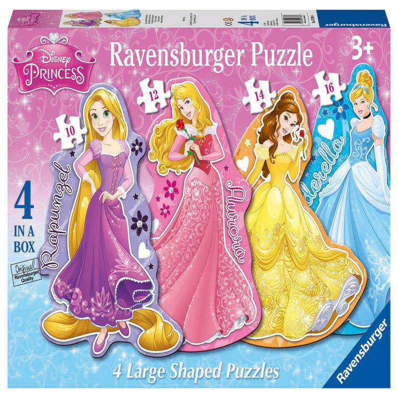 Puzzle Printese Disney...