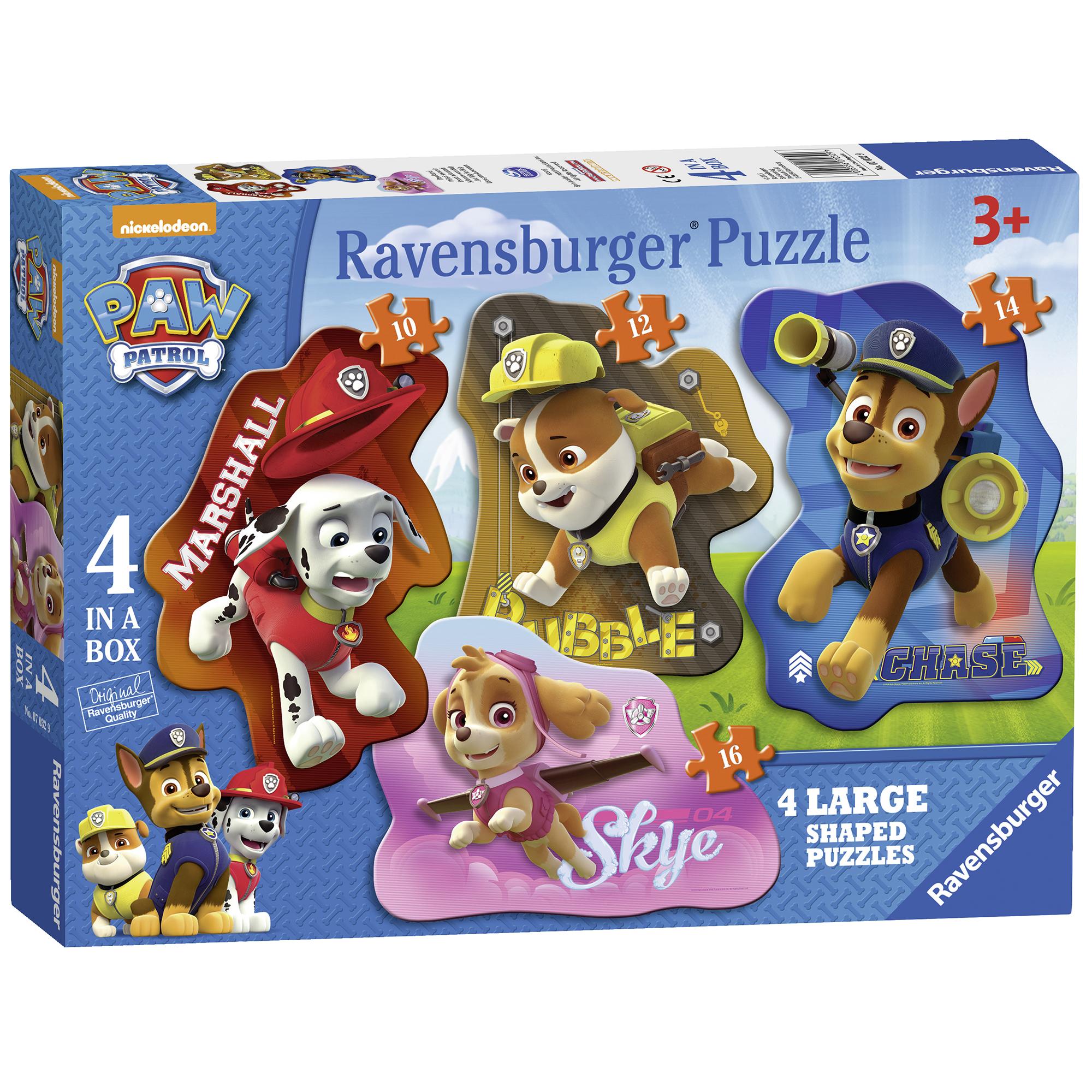 Puzzle Patrula catelus...