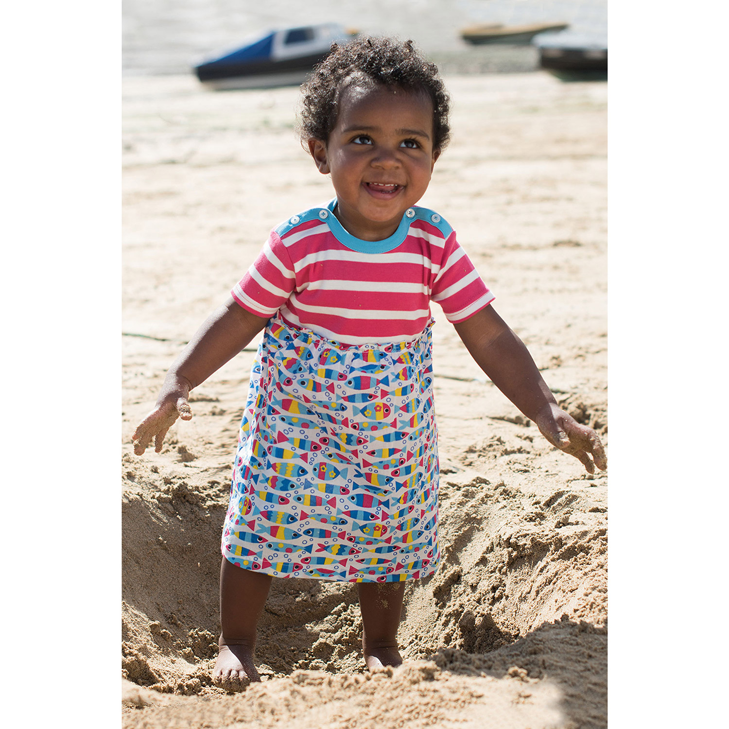 Rochita Bubble Fish Frugi