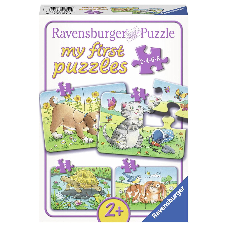 Puzzle Animale 2/4/6/8...