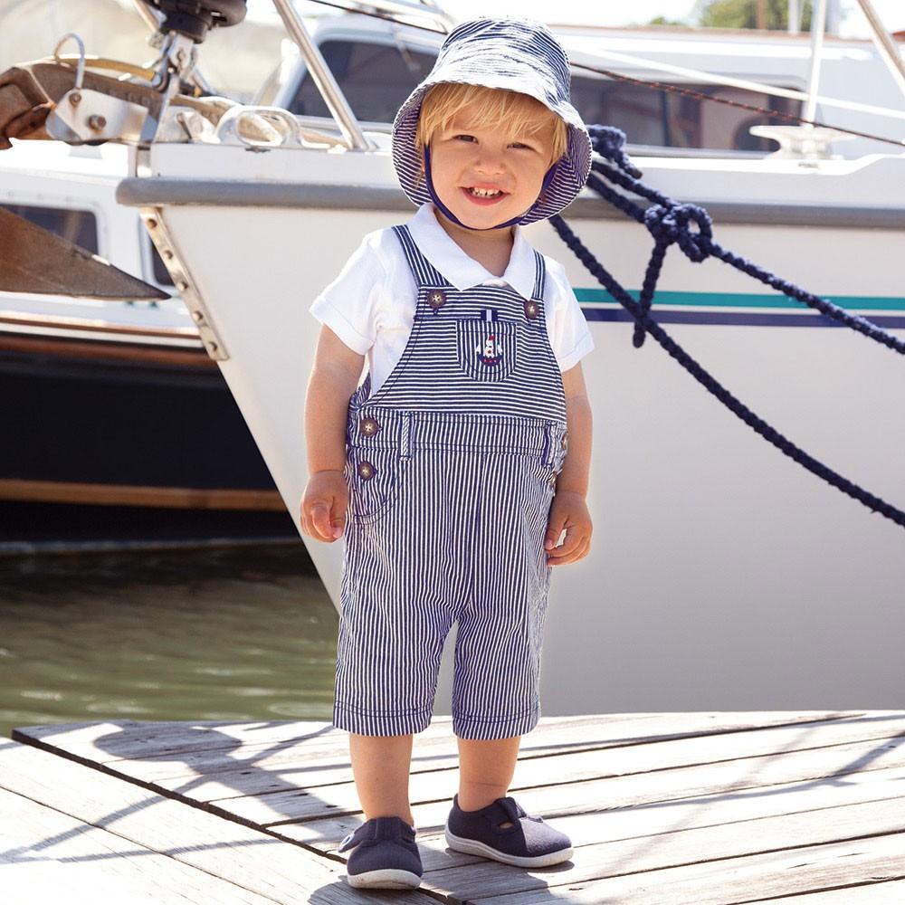 Salopeta Nautical Stri...