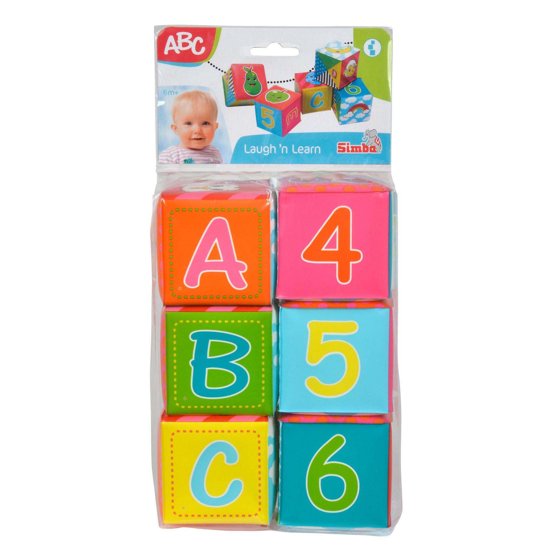 Set cuburi colorate 6 ...