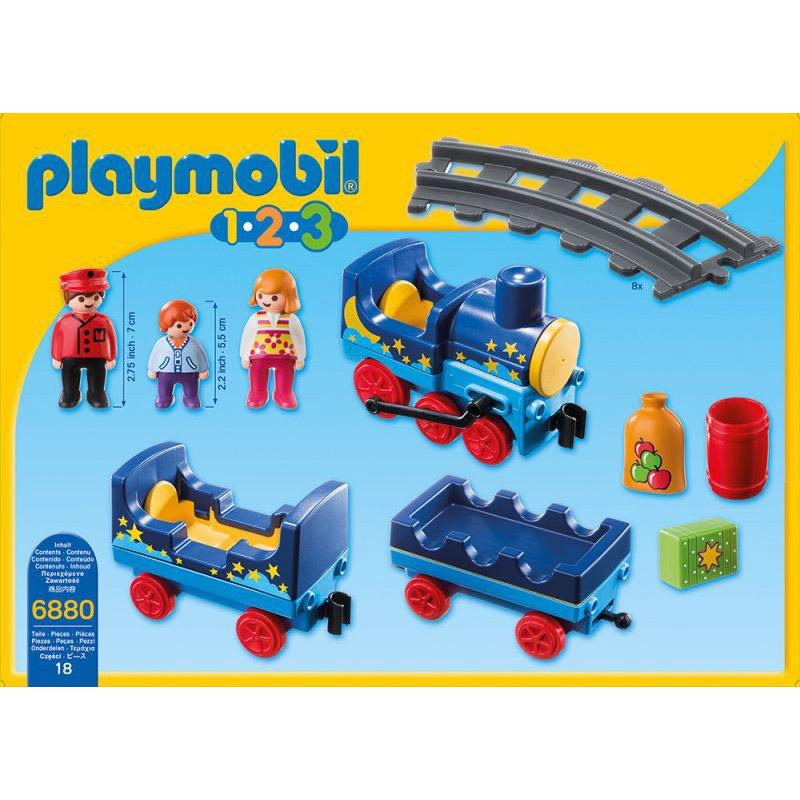 Set figurine si trenul...