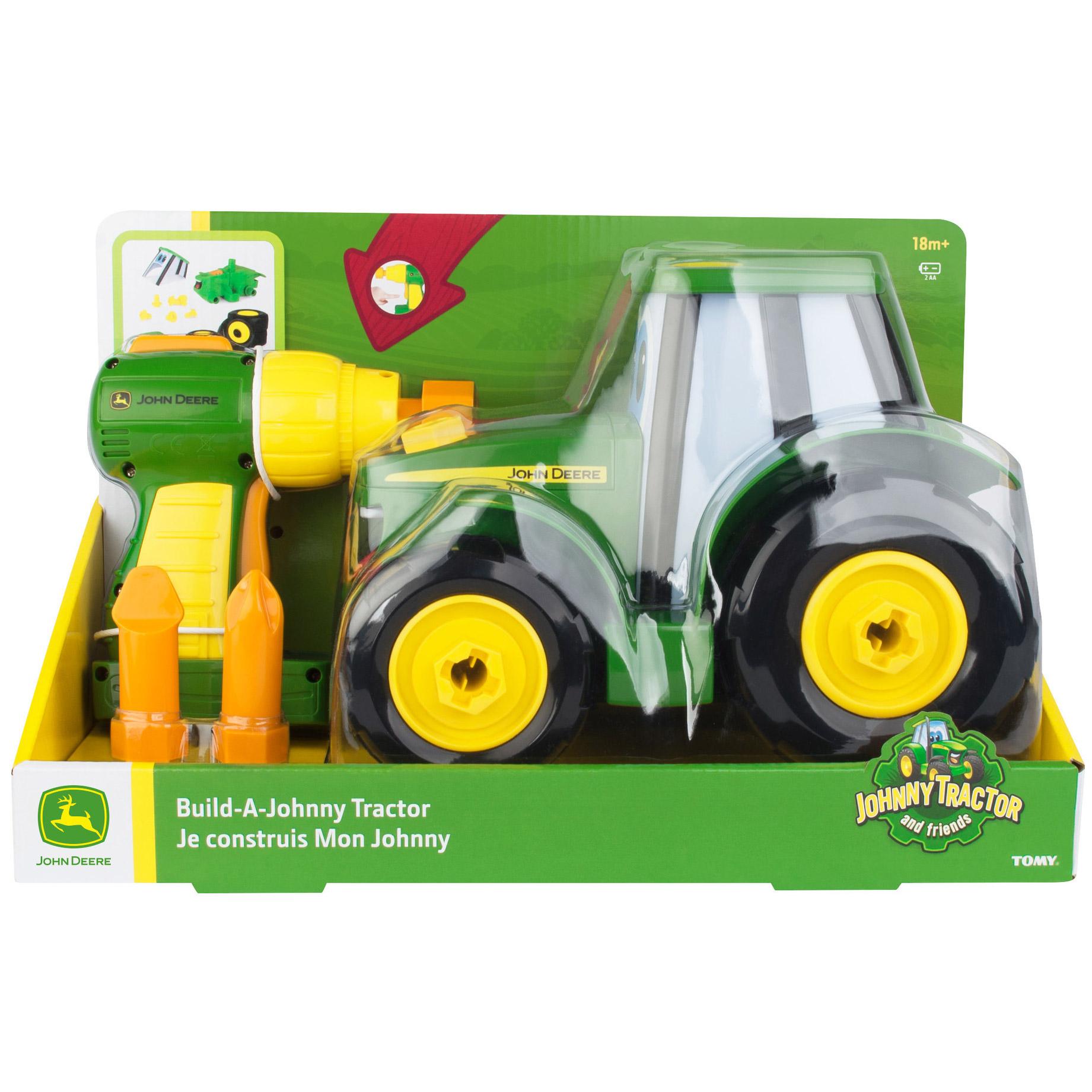 Tractoras de construit...