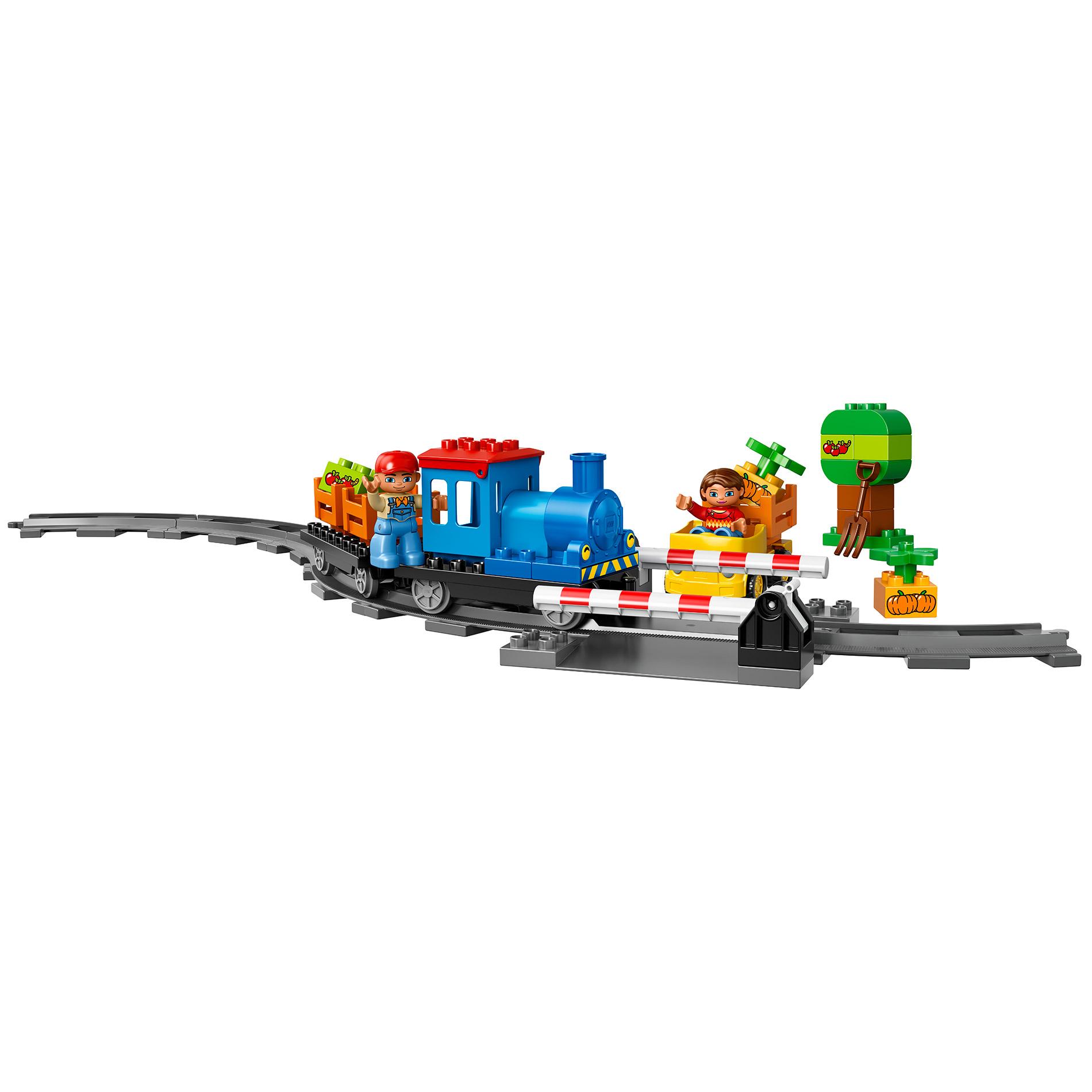 Tren impins 10810 LEGO...