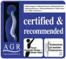 Certified ergonomics
